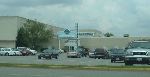 A Entrance [To Coliseum Mall]