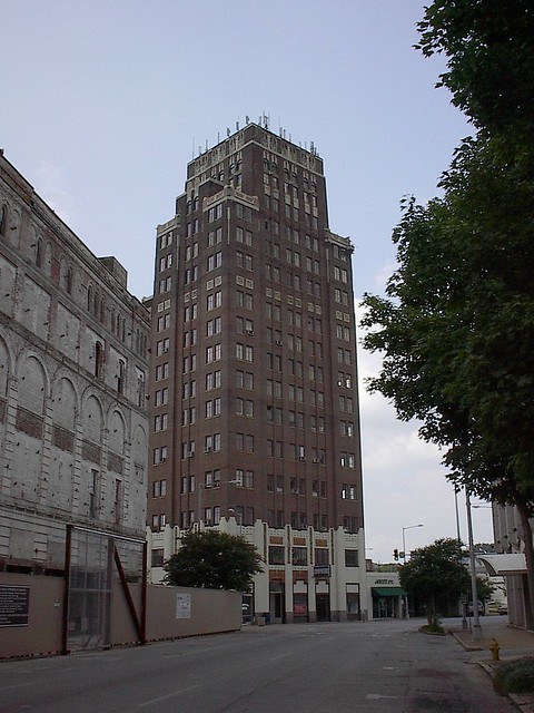 Threefoot Building, Meridian MS