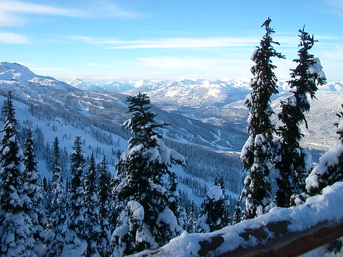 Whistler ski Blue Mountain Toronto