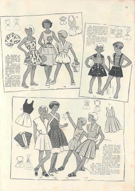 Les Enfants Nº 45, Verão 1952 - 14 by Gatochy