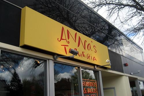 Brookline: Anna's Taqueria