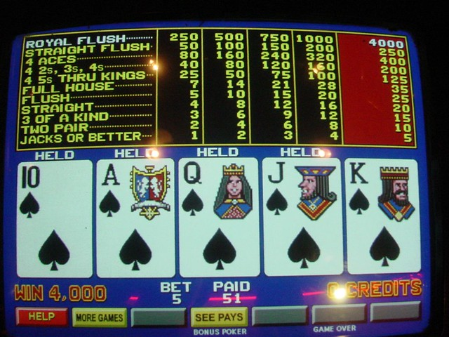 Video Poker Jackpots - a gallery on Flickr