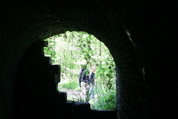 Grinkle Ironstone Mine Ridge Lane Tunnel 2
