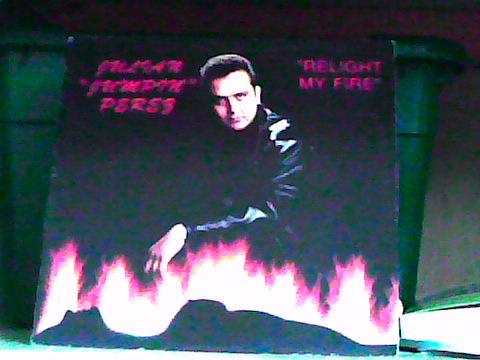 Julian 'Jumpin' Perez - Relight My Fire