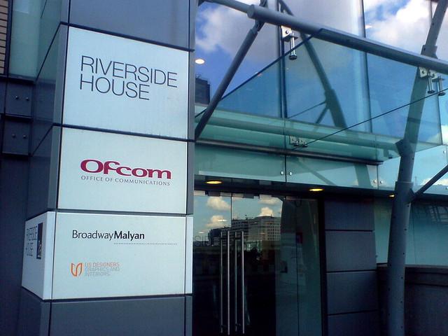 At Ofcom