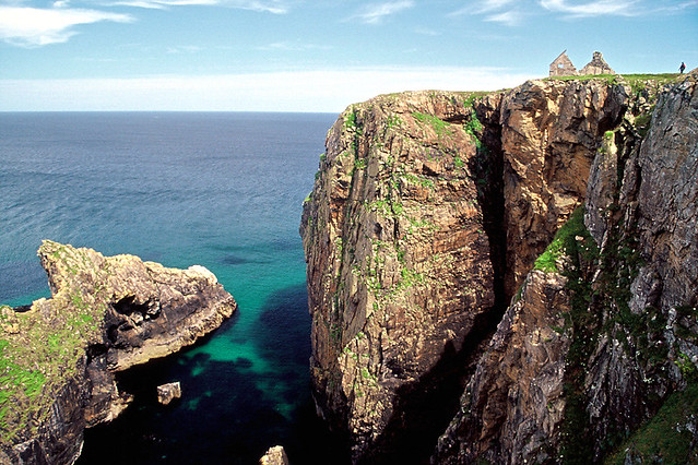 Skigersta Isle Of Lewis Spectacular Cliffs And