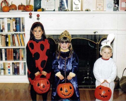 ladybug, princess, bunny, 1988