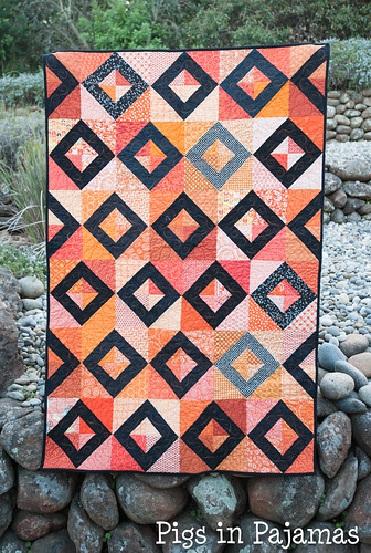Grace Circle October 2016 Quilt Front