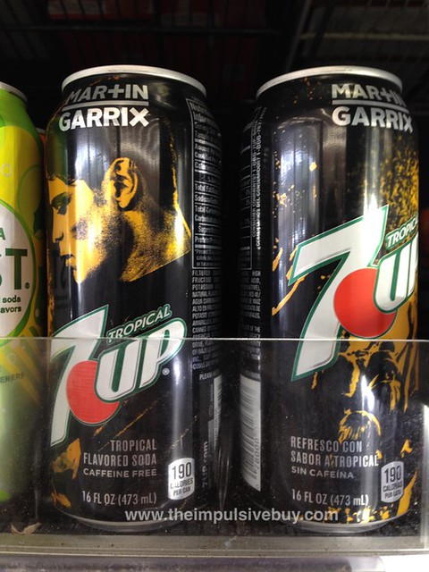 Martin Garrix 7Up Tropical
