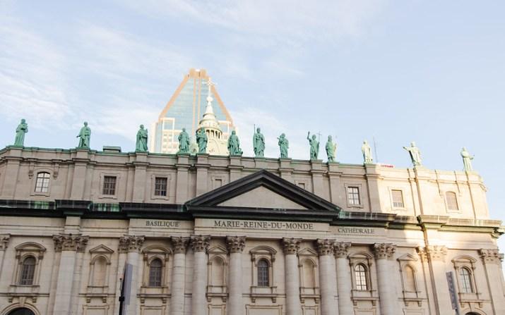 Cathédrale Marie-Reine-du-Monde