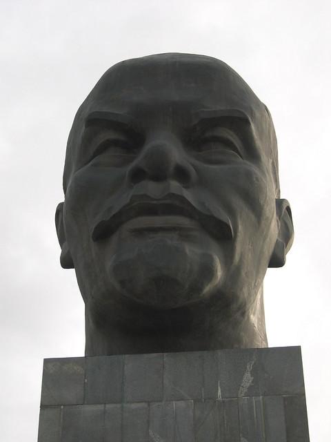 Giant Lenin's Head - Ulan Ude