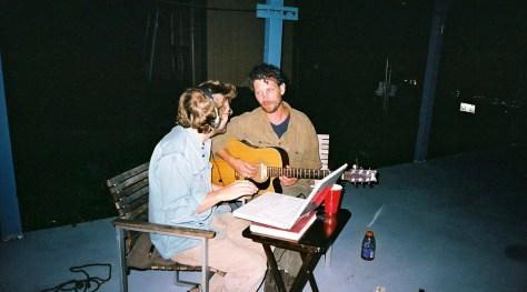 Dave, Christoph & yard barn