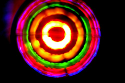 neon sun II