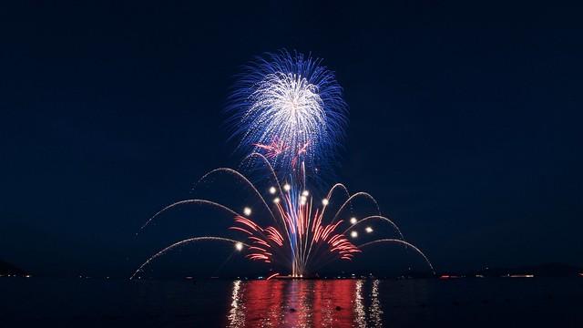 The 15th Otsu-Shiga Fireworks
