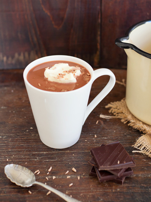 boozy hot chocolate | spicyicecream