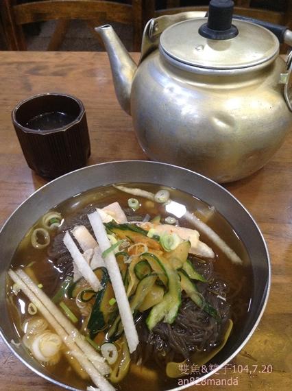 元山麵屋在釜山夏天就是要冷冷的吃冷麵 @ 安妹趣吃趣玩親子旅行趣 :: 痞客邦
