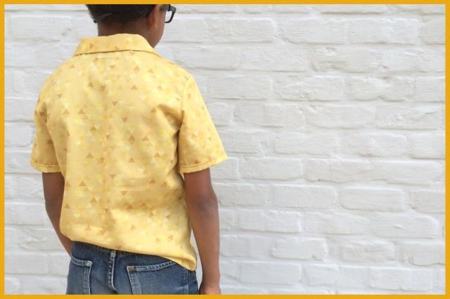 bambiblauw shirt (back)