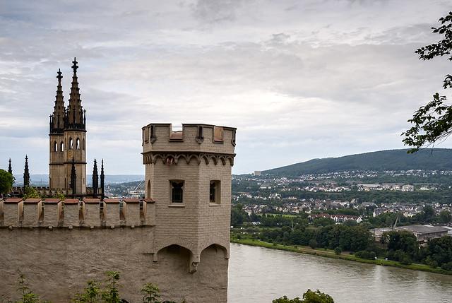 A orillas del Rin
