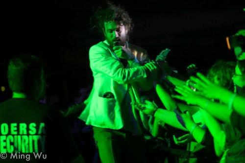 Edward Sharpe & The Magnetic Zeroes @ Ottawa Bluesfest 2015