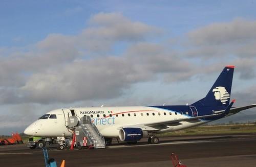 Anuncia Aeroméxico 2 vuelos diarios entre ciudad de México y Querétaro