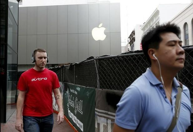 Pierde Apple 50 mil mdd por desplome de acciones