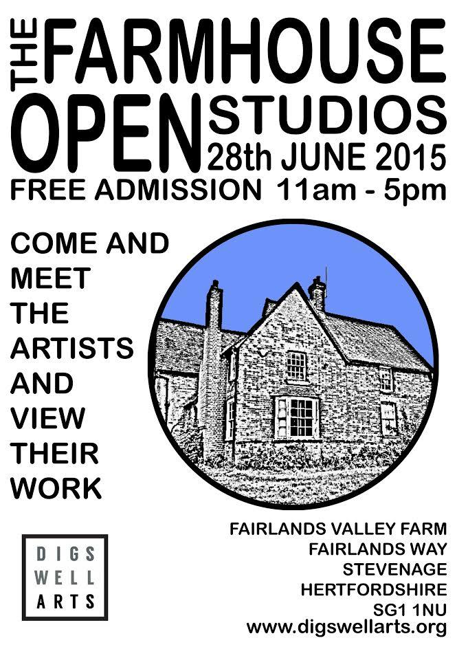 Farmhouse Open Studios 2015