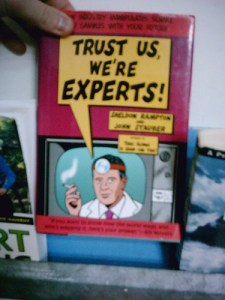 Trust us, we're expert