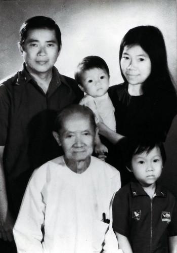 Le family Redux 1980