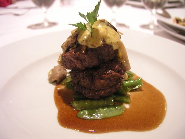 espresso-marinated US flank steak