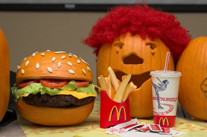 2015 Halloween Coupon Book from McDonalds Now Available for $1