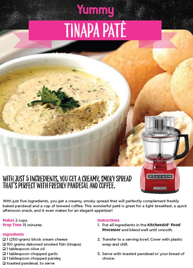 Kitchenaid food processor dough blade