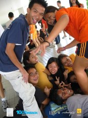 16062003 - FOC.Official.Camp.2003.Dae.1 - Persianz.Playin.IceBreakers - Pic 6