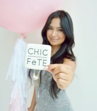 The gorgeous Illiana of Chic Fete
