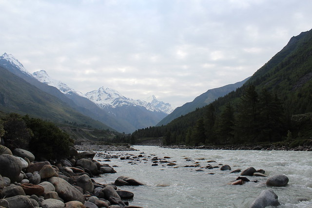 Chitkul, Sangla valley