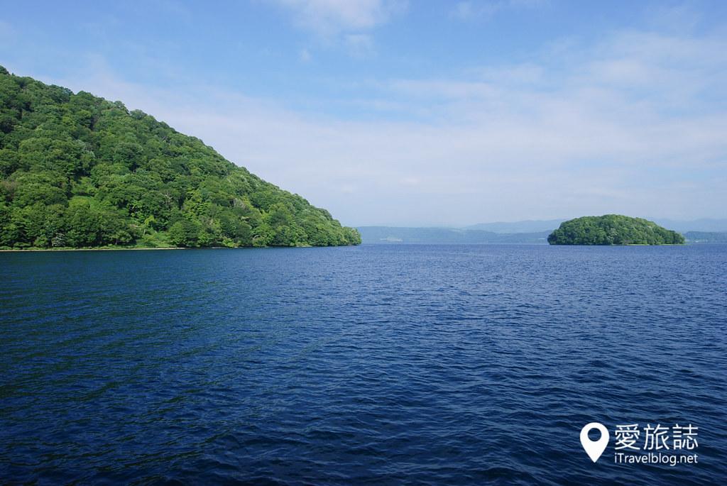 洞爷湖观光游览船 09