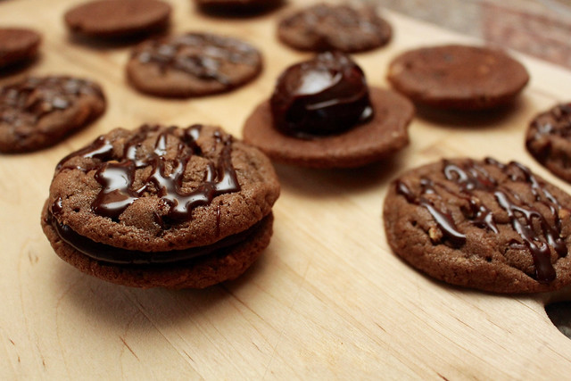 Nutella Chip Cookies - 20