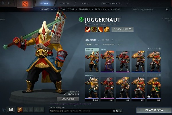 Juggernaut Mixed Items