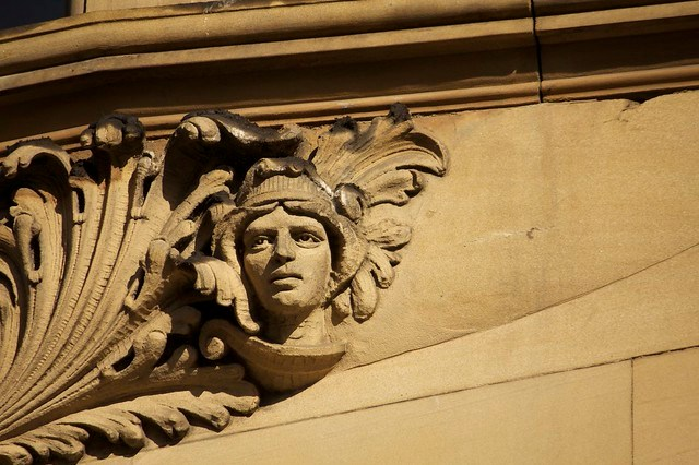 Finely Carved Faces, Emerson Chambers