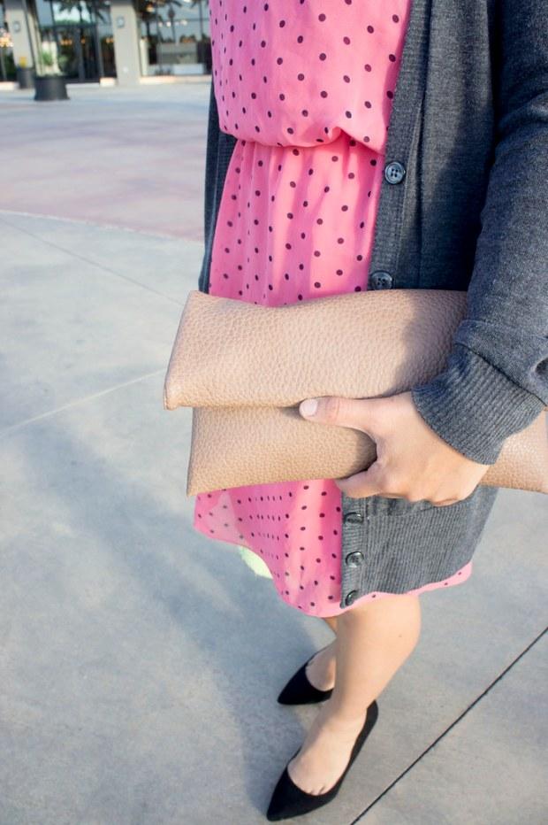 purse as clutch