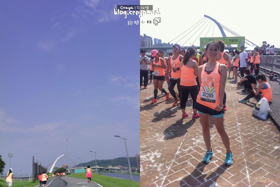 2015.6.22   跑腿小妞  那一年我昏倒的 2015 NIKE #WERUNTPE 女生半馬 女子 WE RUN TPE Taipei 賽事 25