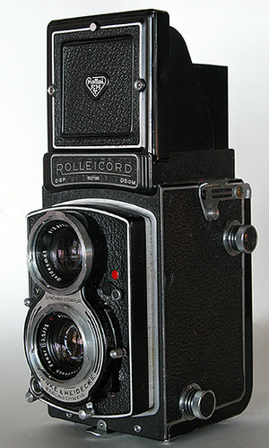 Rolleicord V by William J. Gibson, the Canuckshutterer