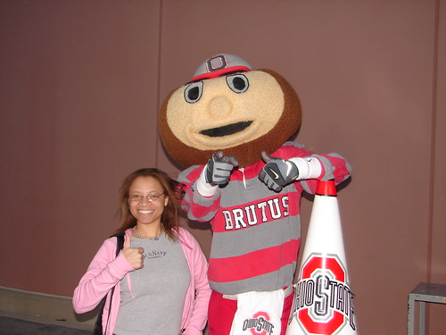 Me & Brutus!