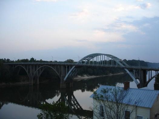 Edmund Pettus Bridge, Selma AL