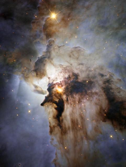 Stormy seas in Sagittarius