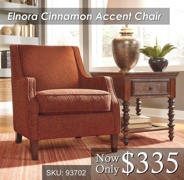 Elnora Cinnamon Chair
