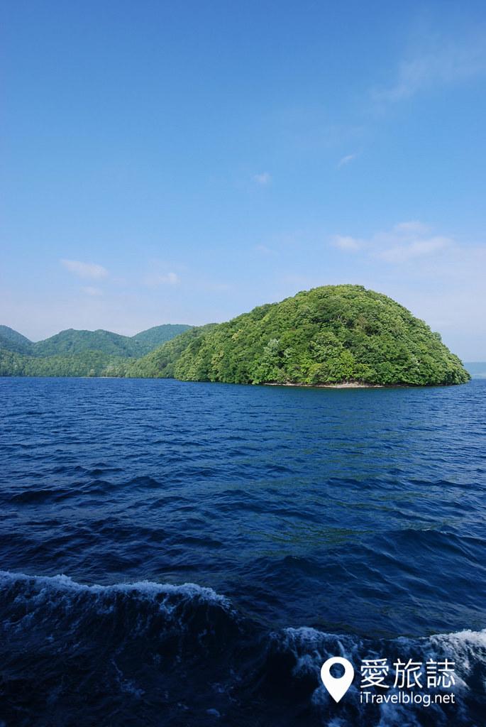 洞爷湖观光游览船 05