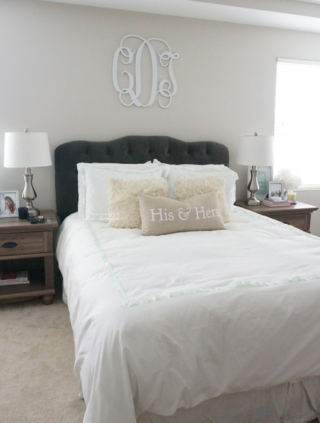 Salt Lamps Tj Maxx : Master Bedroom Update/Tour