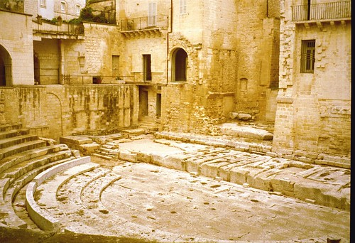 Greek Theatre Lecce