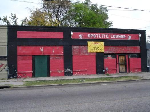 Spotlite Lounge, Greenville MS