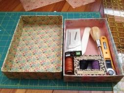 Bookbinder's box